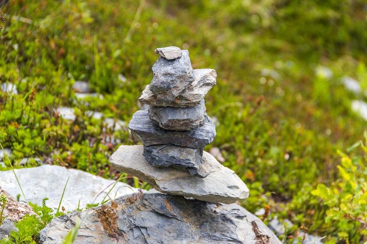equilibrio para la felicidad